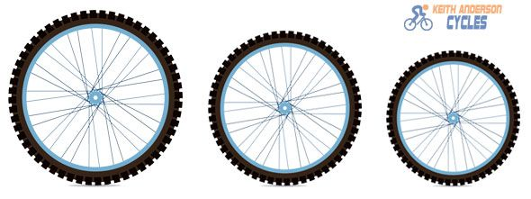 mountain bike wheel sizes