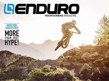 Enduro Mountain Bike Magazine